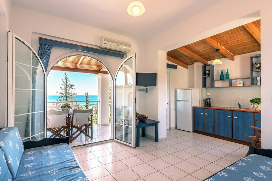 Family Sea View Apartments Limni Keri Zakynthos